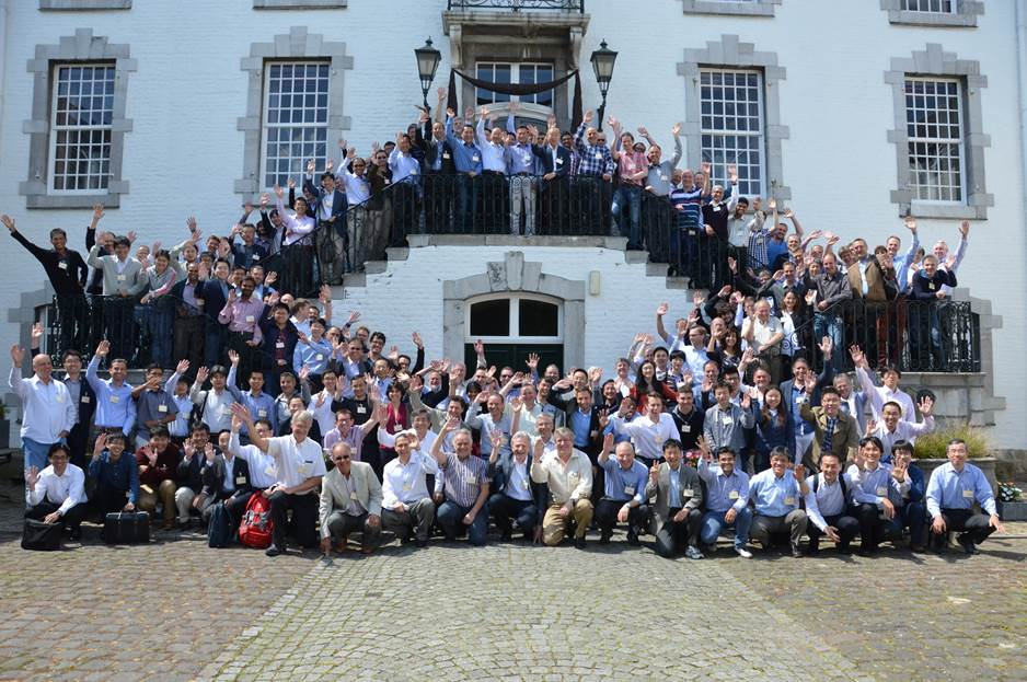 2015 IISW Group Picture
